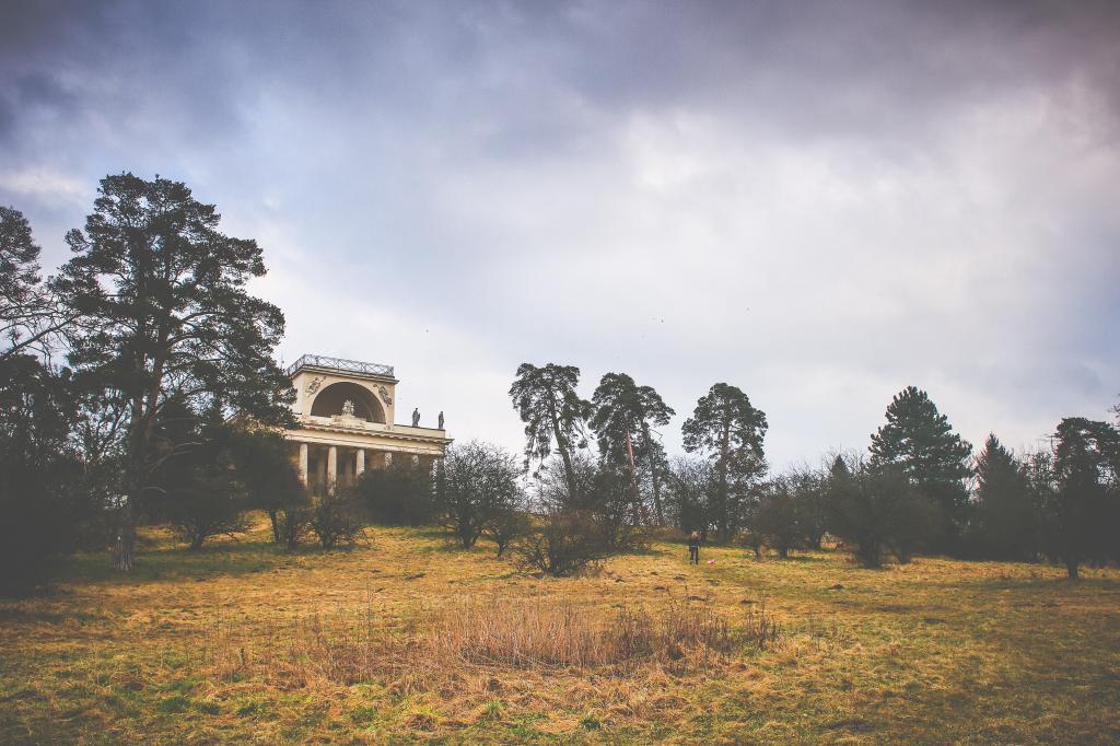 阿波罗教堂(捷克共和国)风景