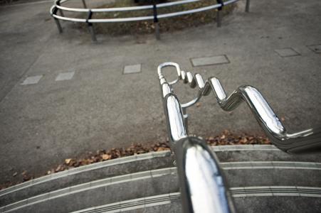 公园材料中的公园免费扶手
