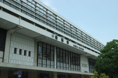 JR姬路站免费照片