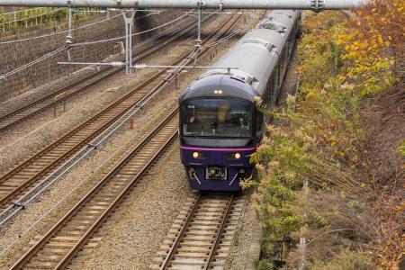 """485系列Oshiki火车""""Hana""""免费照片"""