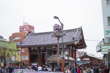 浅草寺免费库存照片