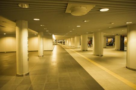 札幌站前右地下步行空间(Chikaho)免费图片