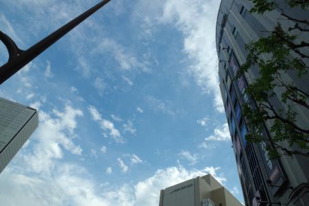梅田站前照片