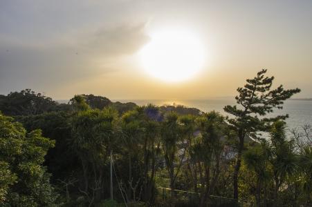 江之岛海免费照片素材