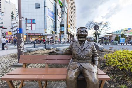JR Kameari车站前的Minami Tsuchida的免费股票照片