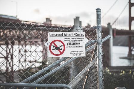 禁止无人驾驶飞机区域无人驾驶飞机和无人驾驶飞机