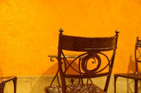 椅子(在神户马赛克)免费图片