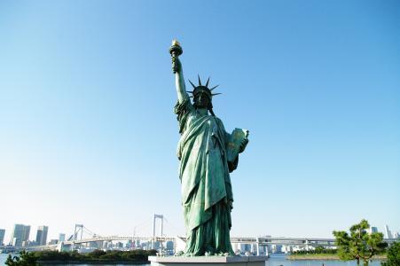 自由女神像(Odaiba)免费图片