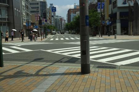 神户元町市(人行横道)免费图片
