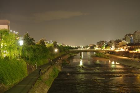 京都 -  Kamogawa免费图片
