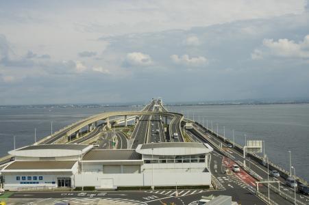 想要从Umihotaru看到木更津方向的免费照片