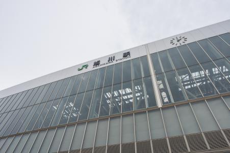 旭川站免费股票照片