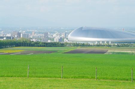 札幌圆顶免费图片