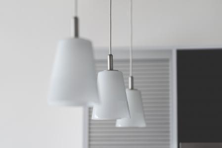 室内设计工作室照明简约陈列室