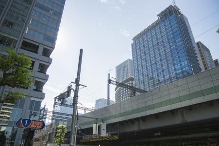 免费图片在东京站附近照片