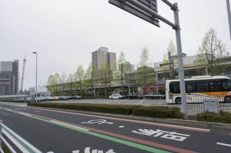 JR宇都宫站东出口免费股票照片