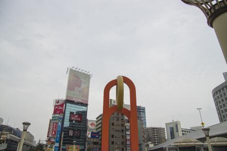 JR上野站附近的免费图片素材
