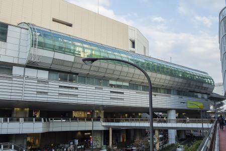 立川站前的免费照片