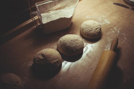 Baking #1