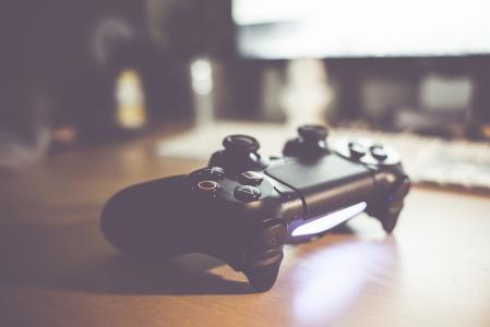 Playstation 4游戏控制器