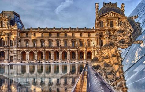 古今瑰宝卢浮宫