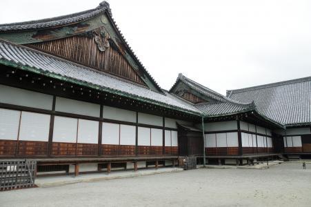 二条城 -  Honmaru Godo免费图片