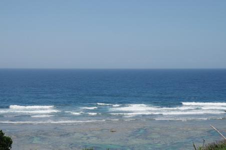 冲绳海免费照片素材