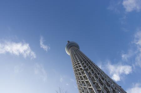 东京天空树免费图片