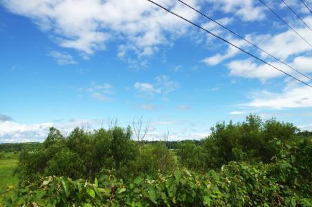 自然和天空北海道的免费图片素材