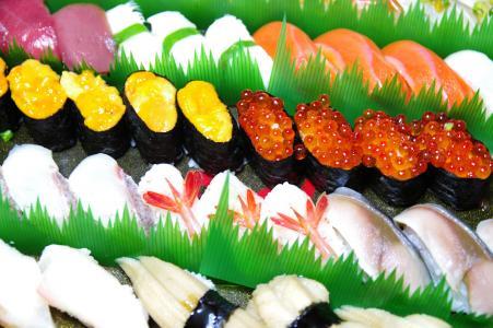 寿司免费股票照片
