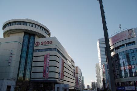 大宫站前照片