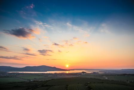 Lake Sunset #2