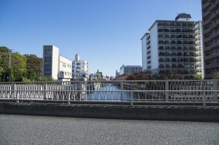 清川桥免费库存照片