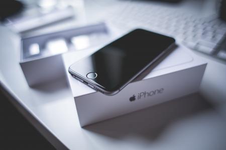 iPhone 6拆箱