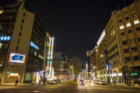 JR札幌站免费股票照片