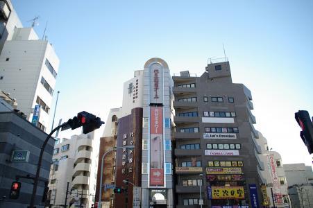 代代木站前的免费照片