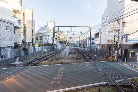 京王井之头线Kagagayama站的风景免费照片
