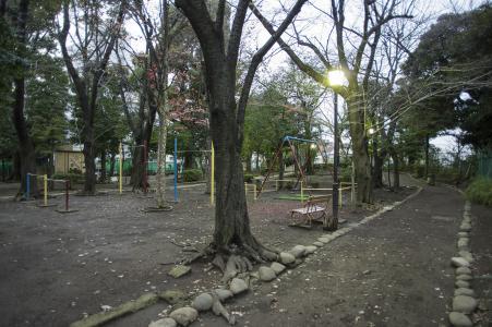 Nishi-Nippori Park(Dokuyama)免费图片
