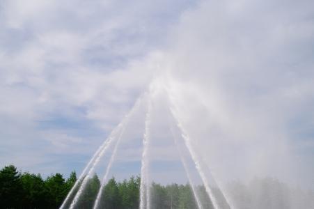 喷泉免费股票照片