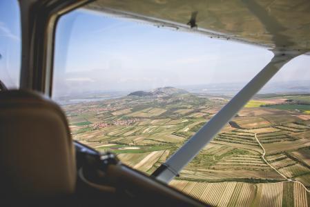 飞机上的帕拉瓦山(CZ)