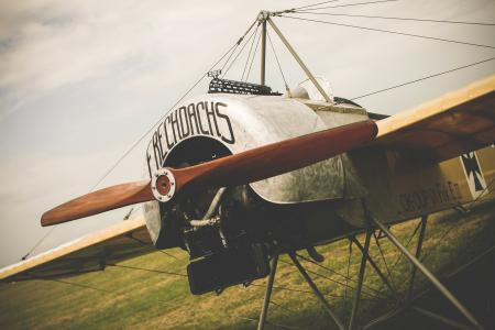 Frechdachs老飞机