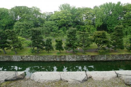 二条城 - 外护城河免费图片