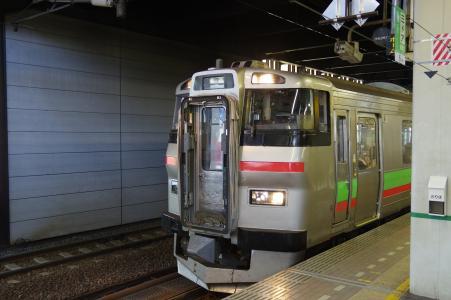 JR北海道731系列列车免费材料股票