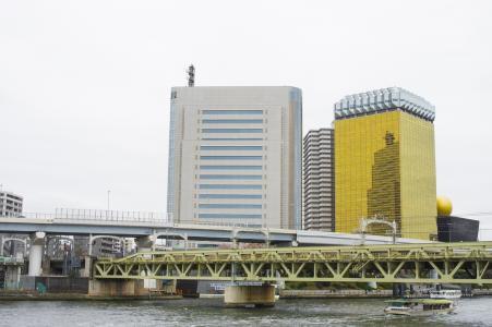 从隅田川免费股票照片的风景