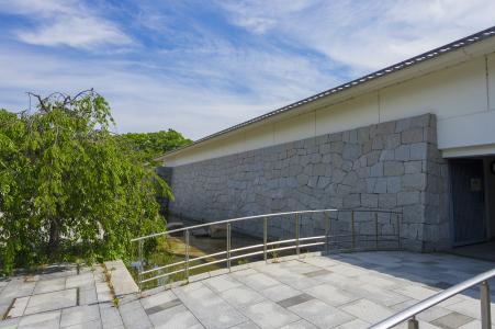 名古屋城堡Ninomaru附近的桥免费照片
