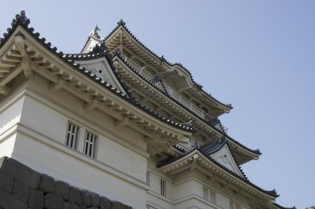 小田原城堡城堡塔免费图片