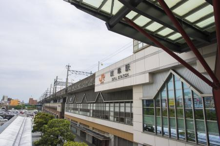 JR岐阜站北出口免费图片