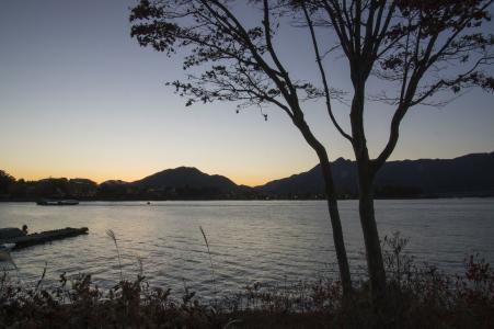 Kawaguchi湖免费图片