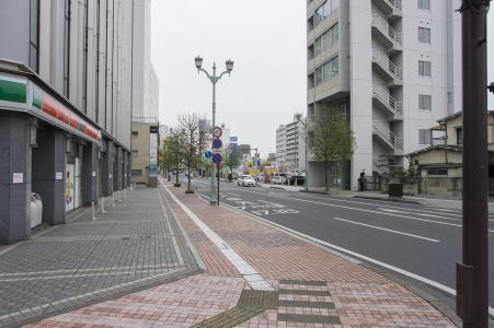 宇都宫市街道免费材料
