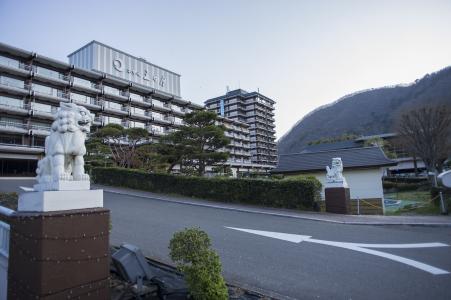 酒店在鬼怒川温泉照片